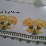 ıgne-oyası-sarı-karanfıllı-havlu-kenarı