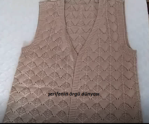 bayan-tunik-yelek-model