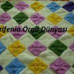 baklava-desenli-battaniye-kopyala