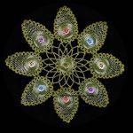 fıstık-yeşili-motifli-renkli-çiçekli-dantel-örtü-modeli (Kopyala)