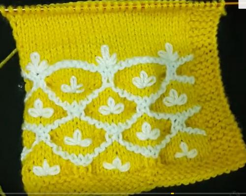 renklı bebek örgü modeli (Kopyala)