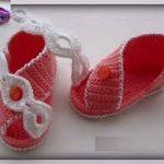 örgü kız bebek patik modelleri (1)