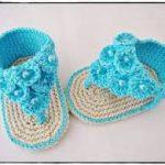 örgü kız bebek patik modelleri (10)