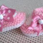 örgü kız bebek patik modelleri (2)