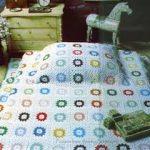 örgü yatak örtüsü modelleri (11)