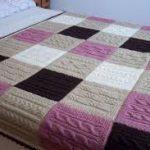 örgü yatak örtüsü modelleri (16)