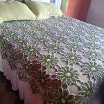 örgü yatak örtüsü modelleri (25)