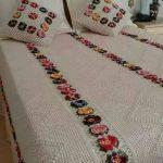 örgü yatak örtüsü modelleri (29)