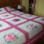 örgü yatak örtüsü modelleri (37)