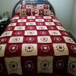 örgü yatak örtüsü modelleri (39)