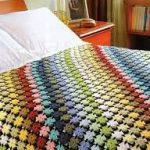 örgü yatak örtüsü modelleri (4)