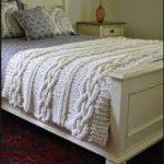 örgü yatak örtüsü modelleri (44)