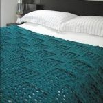 örgü yatak örtüsü modelleri (48)