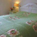 örgü yatak örtüsü modelleri (5)