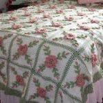 örgü yatak örtüsü modelleri (51)
