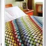 örgü yatak örtüsü modelleri (55)