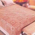 örgü yatak örtüsü modelleri (59)