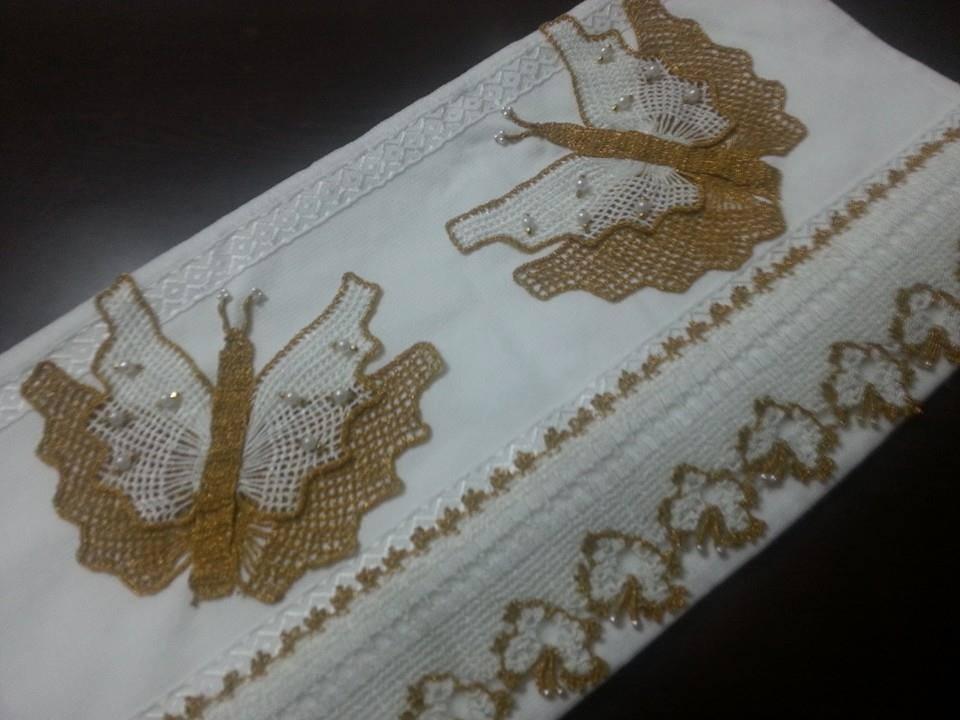 çeyizlik dantel havlu kenarı modelleri (34) – Serifenin Örgü Dünyası