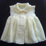 örgü bebek yelek modelleri (7)