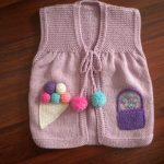 örgü bebek yelek modelleri (8)