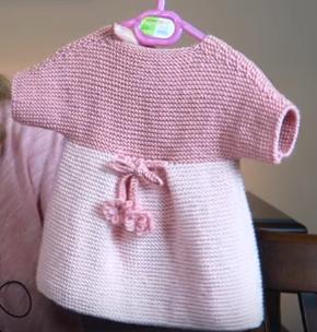 kısa kollu haroşa bebek hırka modeli