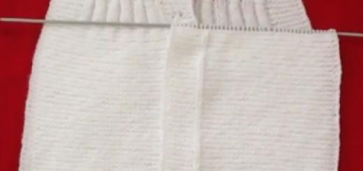 kuşaklı bebek yelek modeli