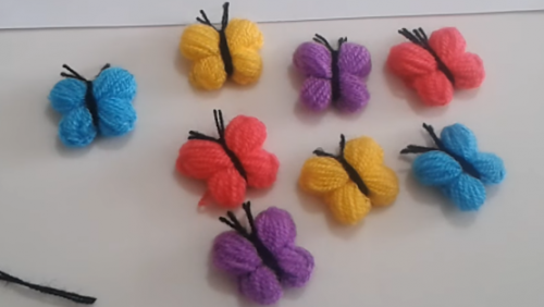 lif kelebeği modeli