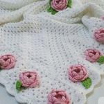 tığ işi örgü bebek battaniye modelleri (1)