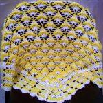 tığ işi örgü bebek battaniye modelleri (10)