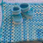 tığ işi örgü bebek battaniye modelleri (14)