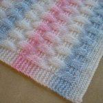 tığ işi örgü bebek battaniye modelleri (18)