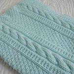 tığ işi örgü bebek battaniye modelleri (2)