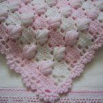 tığ işi örgü bebek battaniye modelleri (20)