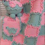 tığ işi örgü bebek battaniye modelleri (25)
