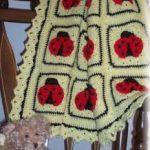 tığ işi örgü bebek battaniye modelleri (30)