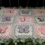 tığ işi örgü bebek battaniye modelleri (31)