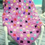 tığ işi örgü bebek battaniye modelleri (34)