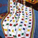 tığ işi örgü bebek battaniye modelleri (35)