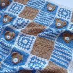 tığ işi örgü bebek battaniye modelleri (38)
