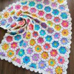 tığ işi örgü bebek battaniye modelleri (42)