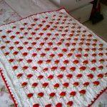 tığ işi örgü bebek battaniye modelleri (61)