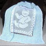 tığ işi örgü bebek battaniye modelleri (65)