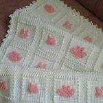 tığ işi örgü bebek battaniye modelleri (69)