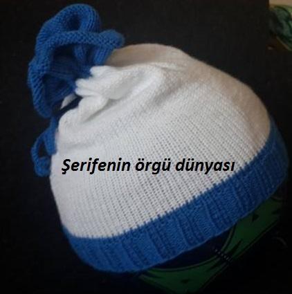 tepeden büzülen kolay şapka modeli (5)