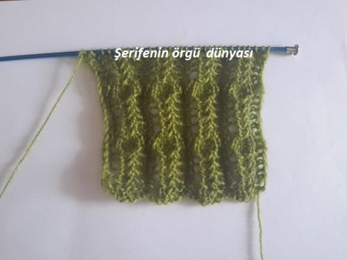 buğday başakları yelek modeli (3)