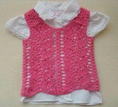 delikli en şirin bebek yelek süveter modelleri (1)