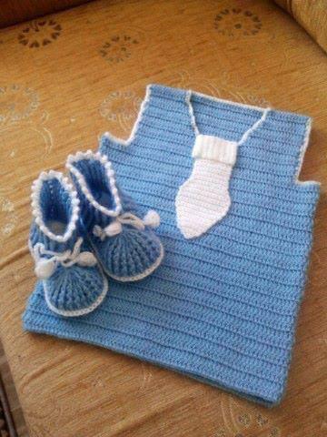 en şirin bebek yelek süveter modelleri (10)
