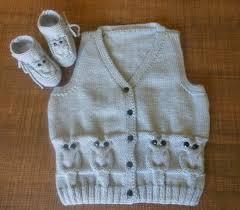 en şirin bebek yelek süveter modelleri (24)