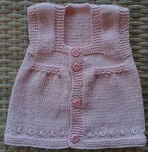 en şirin bebek yelek süveter modelleri (29)