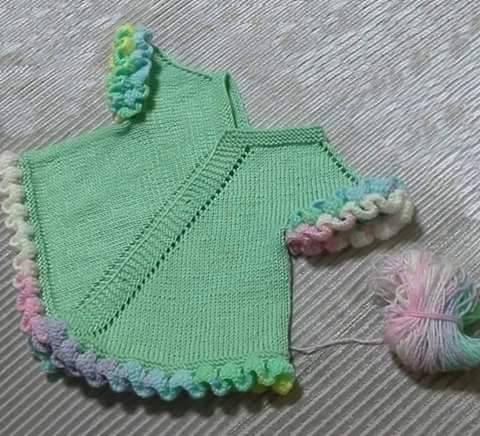 en şirin bebek yelek süveter modelleri (55)